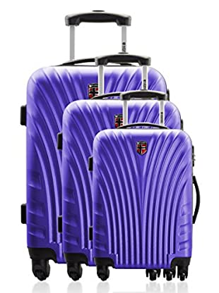 Geographical Norway Set Springfield (Morado)
