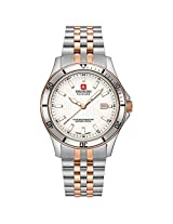 Swiss Military Hanowa Flagship Ladies Stainless Steel Date Watch