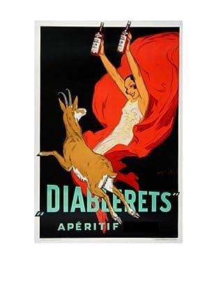 Diablerets Giclée Canvas Print