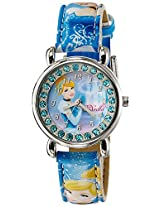 Disney Analog Multi-Color Dial Girls's Watch - 3K2186U-PS-002BE