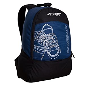 Wildcraft Blue Unisex - Backpack
