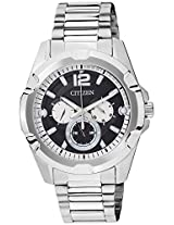 Citizen Analog Black Dial Men's Watch - AG8330-51E