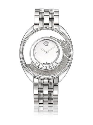 Versace Uhr mit schweizer Quarzuhrwerk Destiny 86Q99D002S099 silberfarben 39 mm