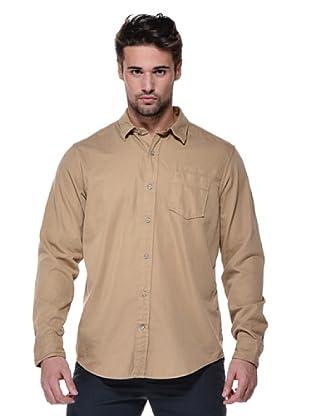 Timberland Camisa Claremont (Beige)
