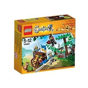 レゴ キャッスル フォレスト・アンブッシュ 70400