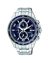 Citizen Eco-Drive Analog Blue Dial Men's Watch - CA0346-59L