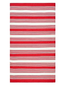Thom Filicia Cayuga Indoor/Outdoor Rug (Red)