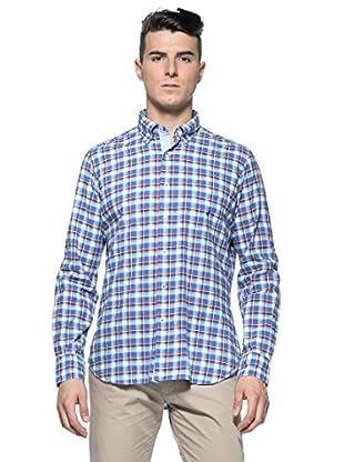 Rodrigo Camisa  Jerry (Azul Celeste / Azul)