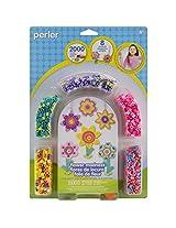 Perler Beads Flower Madness Kit