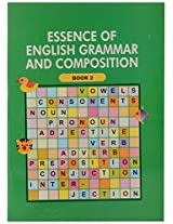 Essence of English Grammar & Composition 2