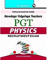 Navodaya Vidyalaya: PGT (Physics) Recruitment Exam Guide