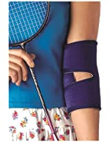 Vissco Neoprene Elbow Support with Velcro Strap - Small