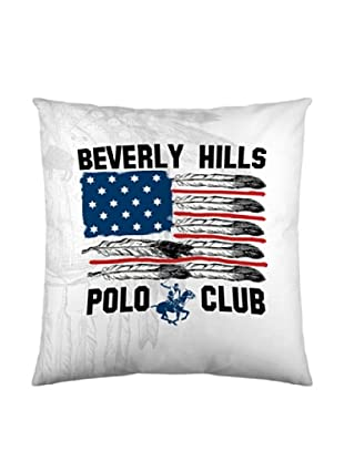 Beverly Hills Polo Club Kissenhülle (mehrfarbig)