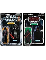 Star Wars Vintage Collection Darth Vader & Darth Sidious Set