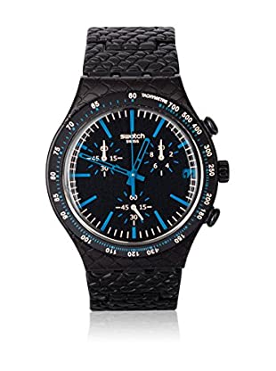 Swatch Quarzuhr Man REPTILE BLUE YCB4016AG 40 mm