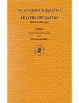 Le Livre des Haltes (Kitab Al-Mawaqif): Tome II