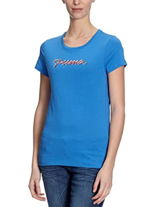 PUMA T-Shirt Organic Cotton (palace blue)