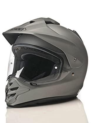 Shoei Casco Hornet-Ds Monocolor (Antracita)