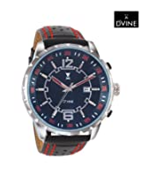 DVINE Blue Dial Men's Watch DM6001 RD01