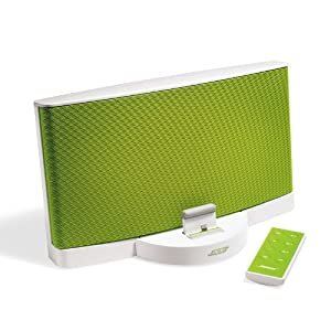 Bose SoundDock Series III speaker - Limited-Edition Green