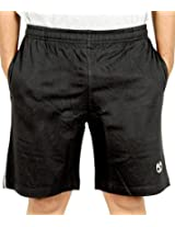 Scorpion Mens Cotton Shorts -Black -X-Large