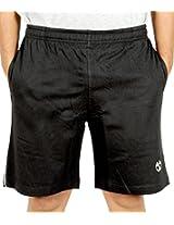 Scorpion Mens Cotton Shorts -Black -Xx-Large