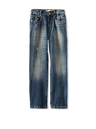 Rose Pistol Boy's Rialto Denim Jean (Vintage Medium)