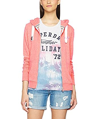 Superdry Sweatjacke Orange Label Primary Lite Ziph