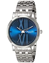 Kenneth Cole Analog Blue Dial Men's Watch - 10014812