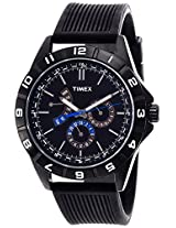 Timex Analog Black Dial Men's Watch - T2N522