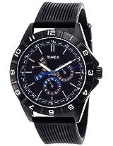 Timex Analog Black Dial Men's Watch - T2N522