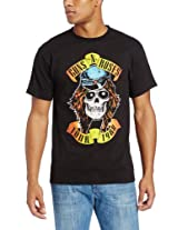 Bravado Men's  Guns N' Roses T-Shirt,Black,Small