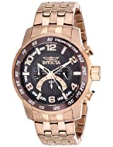 Invicta Men's 16069 Pro Diver Analog Display Japanese Quartz Rose Gold Watch