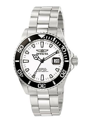 Invicta 1002 - Reloj de Caballero automático Blanco