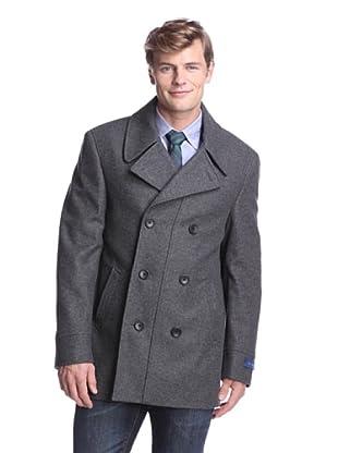Ibiza Men's Asti Coat (Grey)