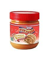 Funfoods Peanut Butter Creamy, 340g