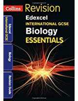 Collins IGCSE Essentials - Edexcel International GCSE Biology: Revision Guide
