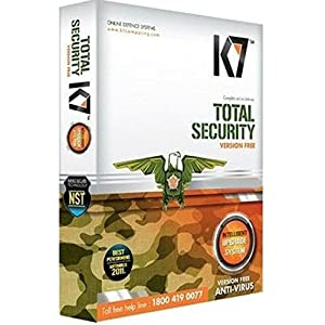 K7 Total Security 5 User Version Free (Old Edition)