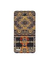 Garmor Designer Silicone Back Cover For Xiaomi Redmi Note