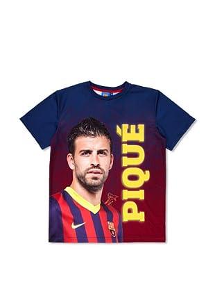 Licencias Camiseta Piqué F.C. Barcelona (Marino)