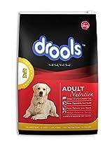 Drools Adult Chicken & Egg Dog Food 10kg