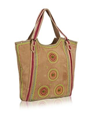 Antik Batik Shopper (Beige)
