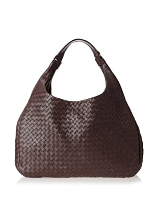 Bottega Veneta Women's Large Campana Bag, Brown