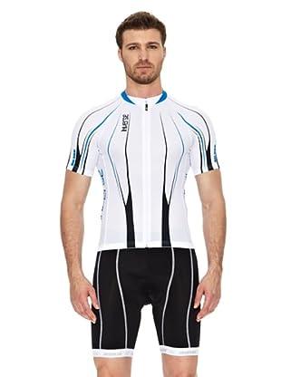 Inverse Maillot Ciclismo Silver (Blanco)
