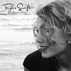 Taylor Swift Faces 2013 Calendar