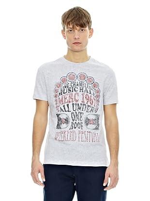 Merc Camiseta Astley (Gris Claro)