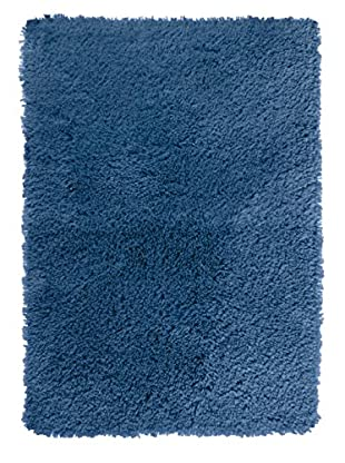Welspun Crowning Touch Bath Rug (Denim)