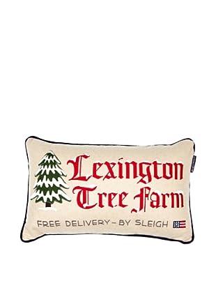Lexington Company Cojín Tree Farm (Beige)