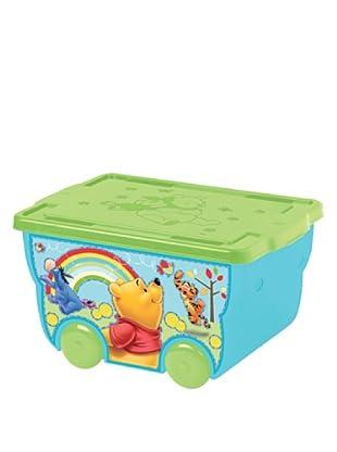 Box con Ruote Pooh 60L