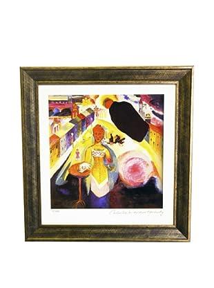 Wassily Kandinsky Limited Edition Giclée